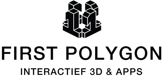 Logo First Polygon